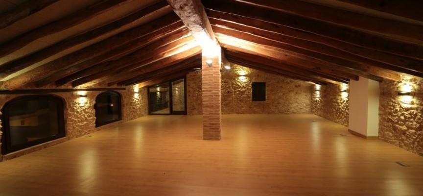 Salas Polivalentes - Cal Escori