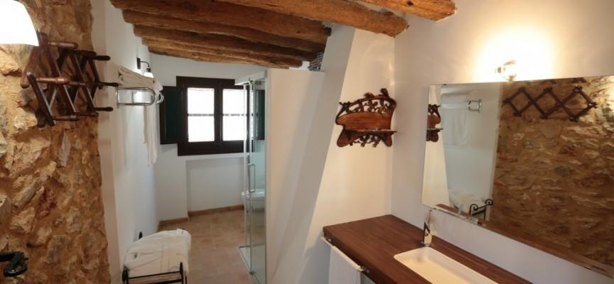 Baño Habitaciones Cal Escori